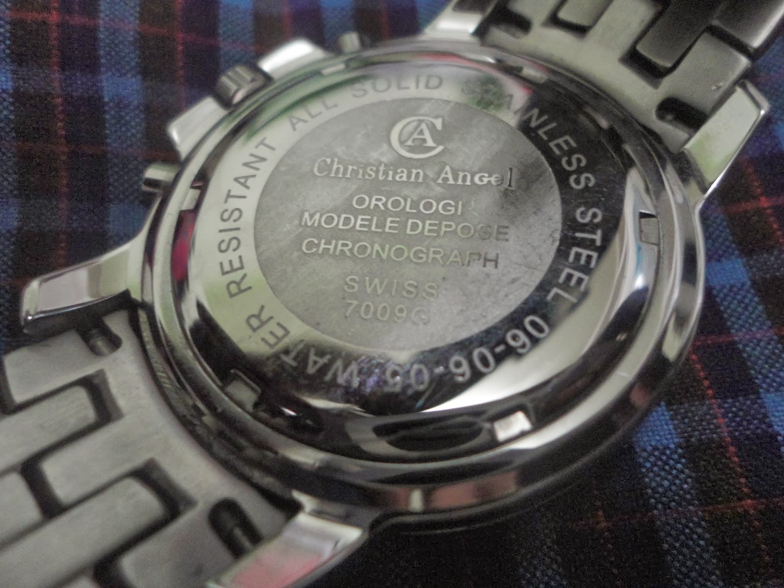 Apakah ini menandakan caliber movement swiss atau hanya jam yang latah pake embel embel Swiss