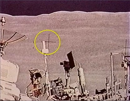 crosshairs conspiracy NASA space program moon landing controversy science astronomy space astronauts apollo