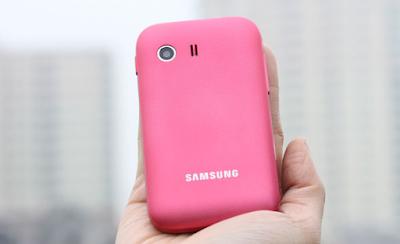 Tải Zalo cho điện thoại Samsung Galaxy Y-S5360