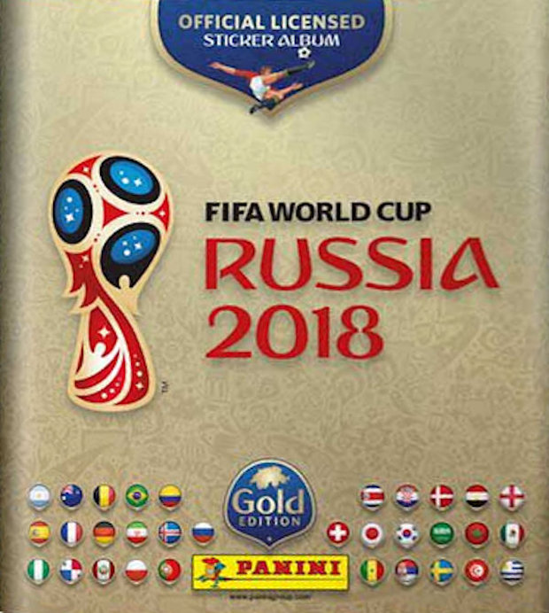 Polen Sticker 592 Emblem Polen Panini WM 2018 World Cup Russia