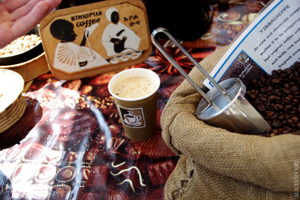 aliciasivert, alicia sivertsson, london med grabbarna, england, camden town, camden lock markets, ethiopian coffee, etiopiskt kaffe