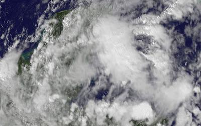Wie sieht es in Cancún und Playa der Carmen an der Riviera Maya auf Yucatán aus?, Wettervorhersage Wetter, Mexiko, Cancún, Playa del Carmen, Riviera Maya, Cozumel, Oktober, 2011, aktuell, Satellitenbild Satellitenbilder, Radar Doppler Radar,