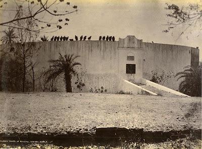Cerro de Malabar. Hacia 1880