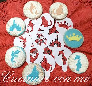 Stencil per biscotti fantasia 2A