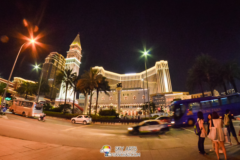 The Venetian Macau-Resort-Hotel