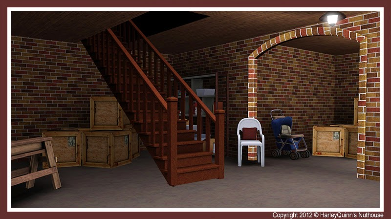 how to build the halliwell manor in sims 3