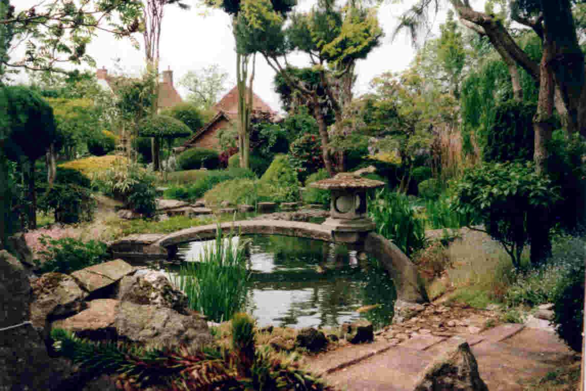 Japanese Garden  Designs of Home and Garden