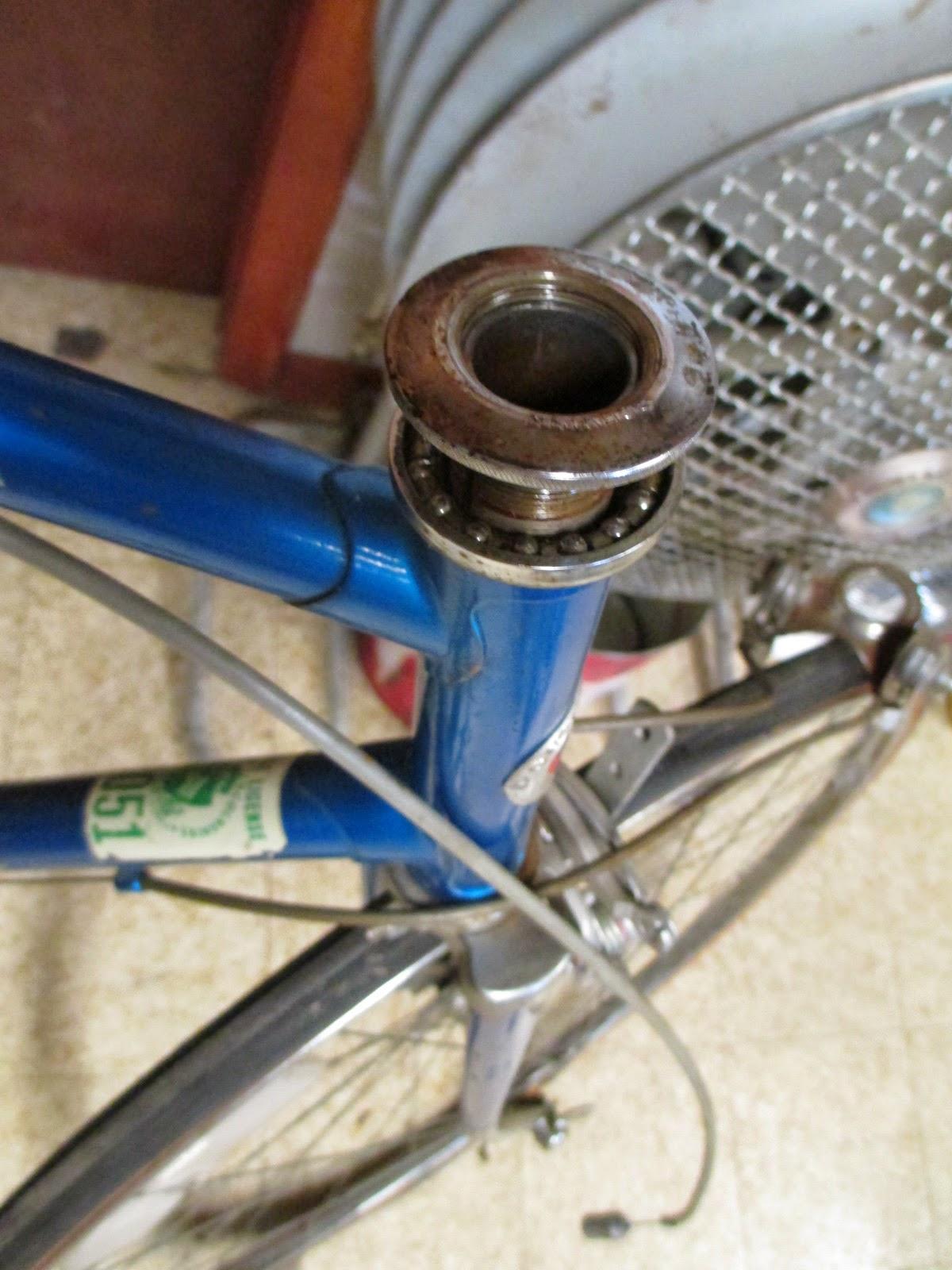 Bike Repair And Other Stories  Schwinn Le Tour Restoration