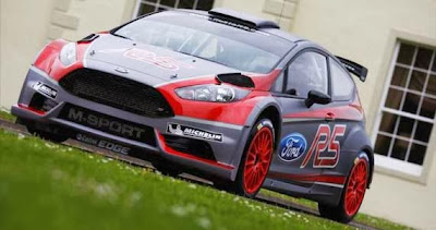 Modified M-Sport Fiesta R5, Answers for Ford Fans