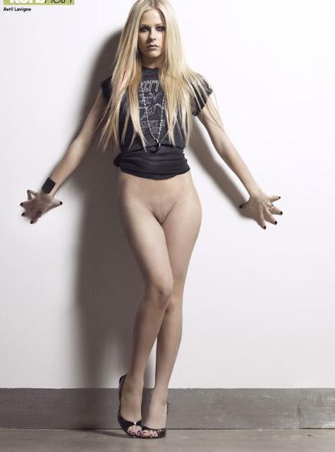 Avril Lavigne Fakes