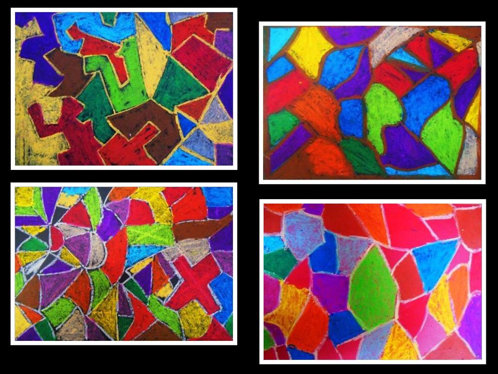Puertas a la imaginaci n composiciones abstractas - Composiciones de fotos ...