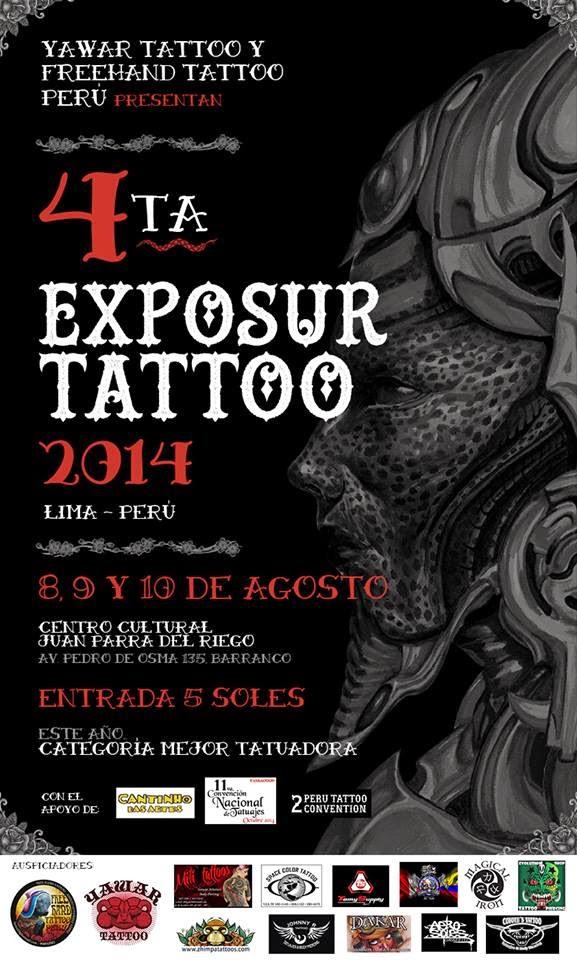 http://www.worldtattooevents.com/wp-content/uploads/2014/05/Expo-Sur-Lima-Peru-2014.jpg