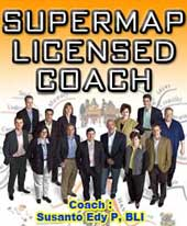 Supermap Licensed Coach