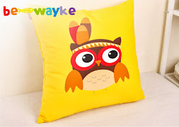 be-wayke cushion