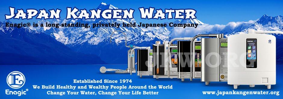 Japan KanGen Water