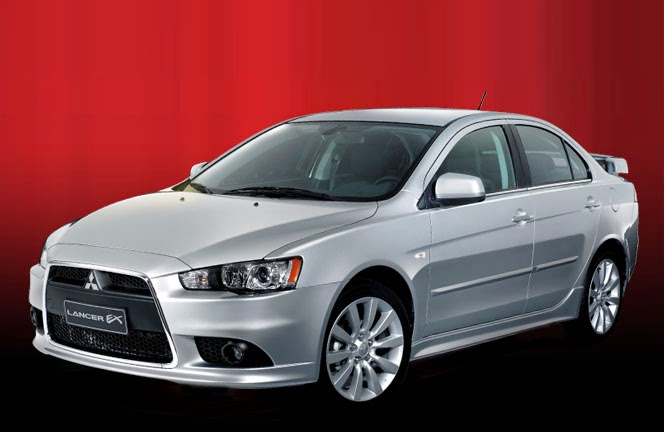 THE ULTIMATE CAR GUIDE Mitsubishi Lancer EX  Generation 91