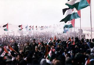 Chronologie des événements les plus importants et acquis de la République sahraouie