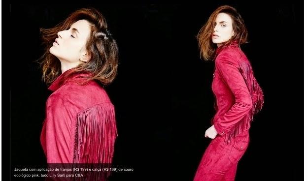 Nova coleção C&A Lilly Sarti