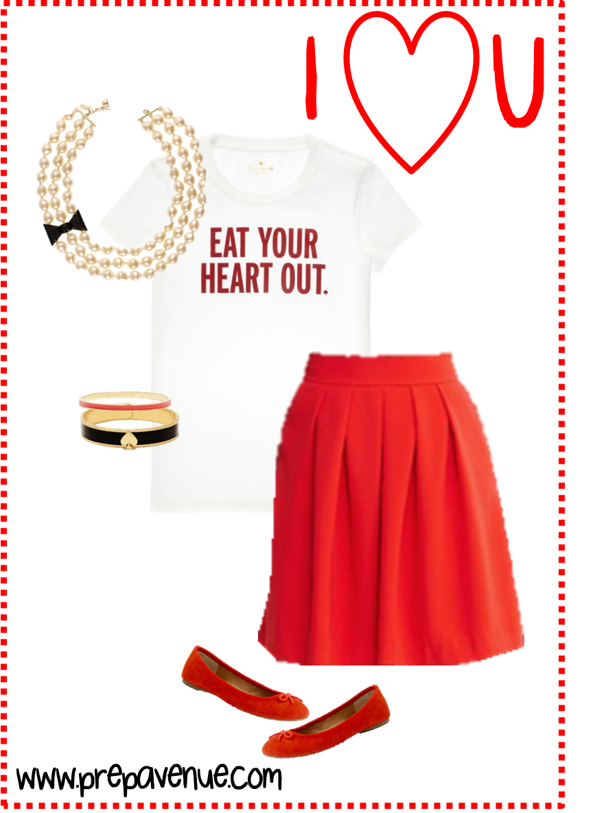 Valentine's Day Outfits! - Prep Avenue