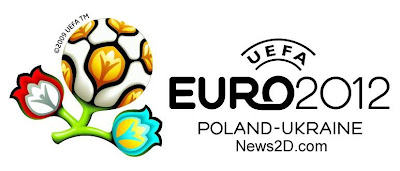 UEFA Euro 2012 4 Groups name and stage