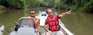 Monitorando o Rio Taquari