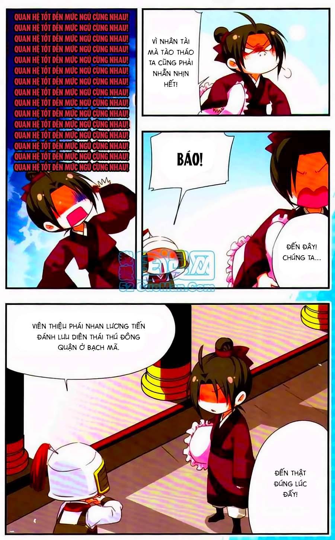 Manh Tam Quốc Chap 92.6 - Next Chap 93