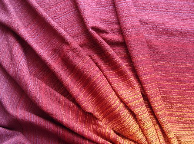 ręcznie tkane chusty do noszenia dzieci / handwoven baby wraps / bawełna / cotton