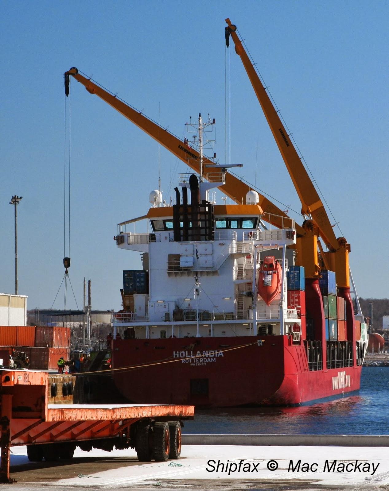 hollandia lift double deck