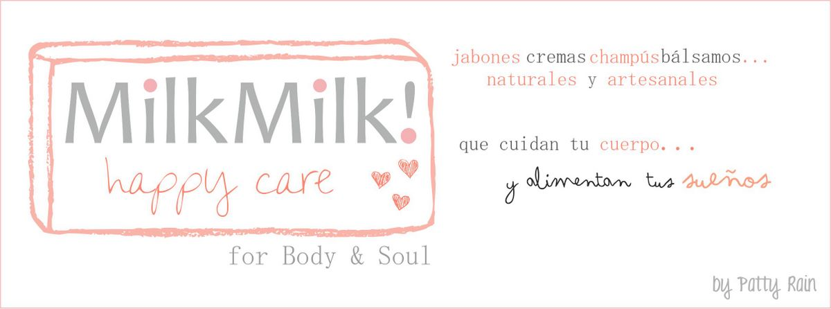 MilkMilk! HappySoaps