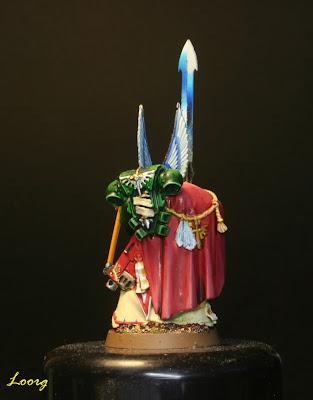Balthasar, Señor de la 5ª Compañía de los Ángeles Oscuros