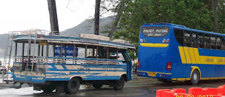 Buses to Phuket Town from Patong Beach