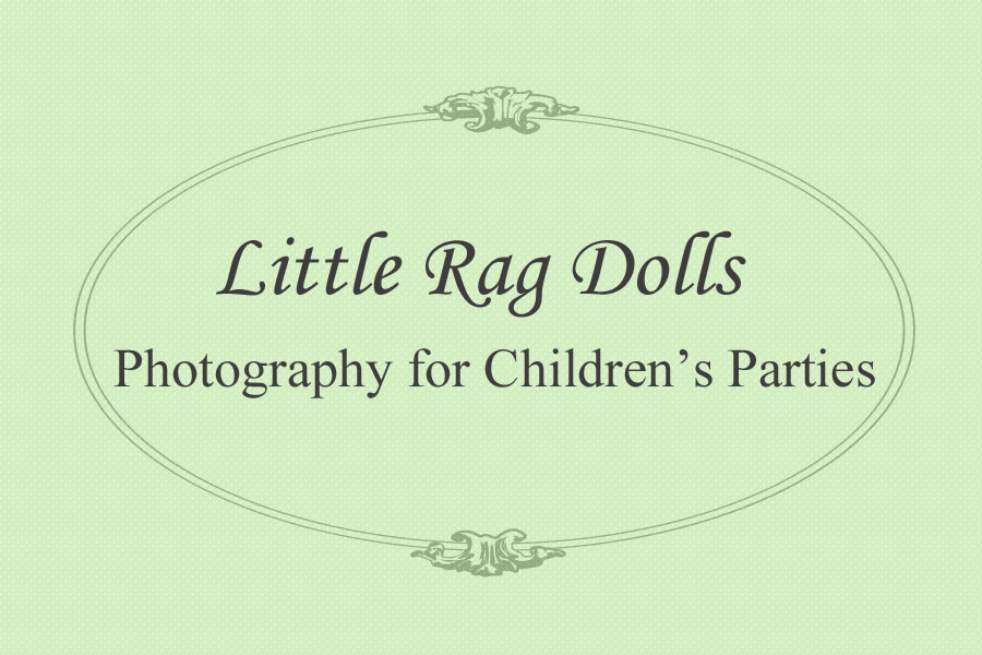 Little Rag Dolls - Photography for Childrens Parties