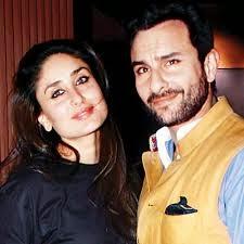 Pasangan Saif-Kareena