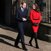 william and catherine at st andrews