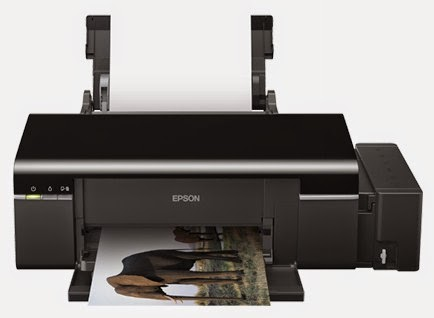 Download Driver Epson L800 Colour Inkjet Printer