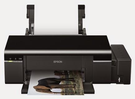Download Driver Epson L800 Colour Inkjet Printer