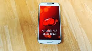 android 4.3 on galaxy S4 &S3