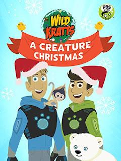Wild Kratts: A Creature Christmas (2015)