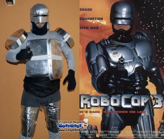 Cosplay Robocop