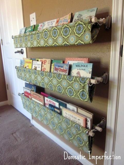 Dreams And Wishes Book Storage Ideas For Kid S Rooms