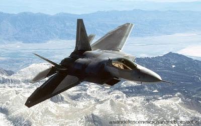 Lockheed Martin / Boeing F-22 Raptor (USA)