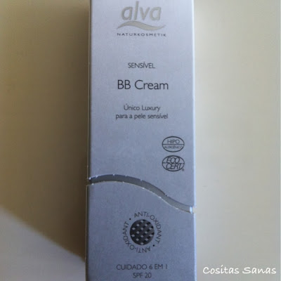 bb cream ecologica alva