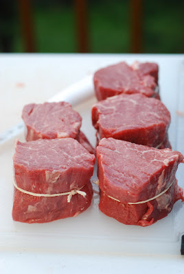beef tenderloin big green egg, grill dome filet mignon,