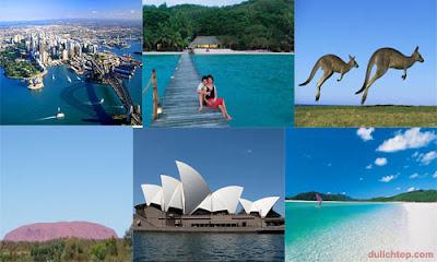 Lịch Khởi Hành Tour Đi Ấn Độ,Úc Tháng 2-3-2012 Du lịch Anz Tour+du+lich+uc+1