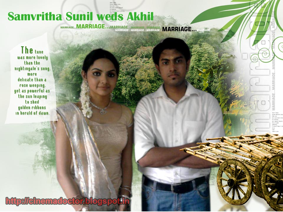 Samvritha Sunil After Marriage