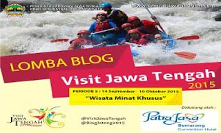Lomba Blog Wisata Jateng