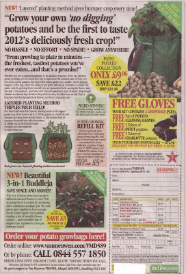 special gardening offers