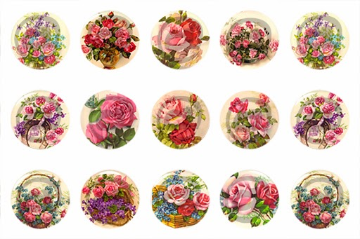 Unique bottle cap designs vintage rose bottle cap image for Cool bottle cap designs