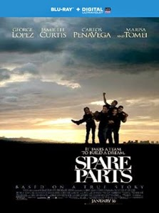Spare Parts 2015 LIMITED Bluray 720p Subtitle Indo/English