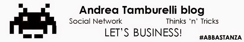 Il blog di Andrea Tamburelli